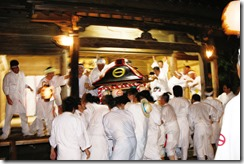 鵜戸神社夏祭り