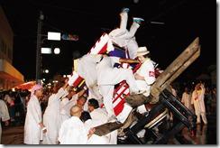 火産霊神社夏祭り