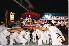 立花神社夏祭り